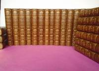 THE WORKS OF THACKERAY (24 volumes)