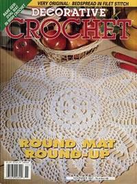 Decorative Crochet November 1997 Number 60