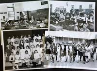 4 Photographs of Racially Integrated Schools and Classes Across America, 1964-1969