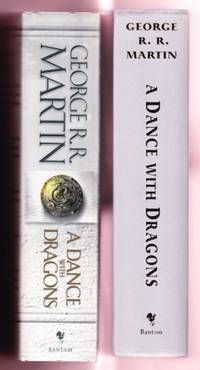 A DANCE WITH DRAGONS by  George R.R Martin - Signed First Edition - 2011 - from Revere Books, ABAA & IOBA and Biblio.com