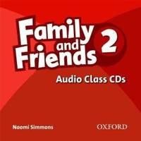 Family and Friends: 2: Class Audio CDs by - - 2009-02-12 - from Books Express and Biblio.com