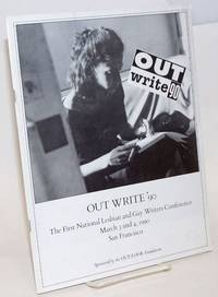 Out Write \'90: the first National Lesbian and Gay Writers Conference