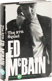 The 87th Squad [The Con Man; Killer's Choice] SIGNED copy Two full-length Inner Sanctum Mysteries