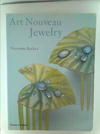 image of Art Nouveau Jewelry [Paperback] Vivienne Becker