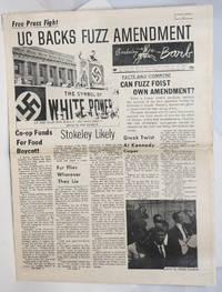 Berkeley Barb, Vol. 3, No. 17 (#63) Oct. 28, 1966