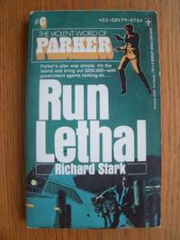 image of The Violent World of Parker # 6 : Run Lethal aka The Handle