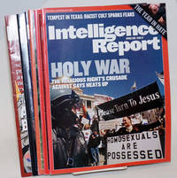 Intelligence Report [6 issues of the magazine]