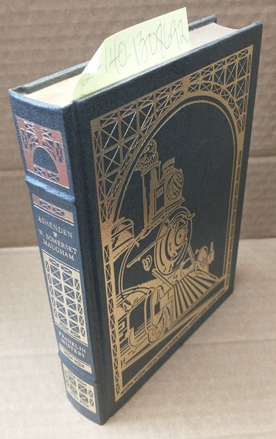Franklin Center, Pennsylvania: The Franklin Library, 1987. Hardcover. Octavo; pp 304; VG/no-DJ; blac...
