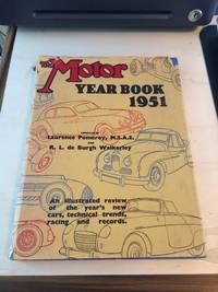 image of The Motor Year Book, 1951