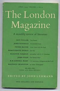 The London Magazine April 1955, Volume 2, No 4