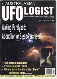 The Australasian Ufologist Magazine: Bimonthly Magazine for Australian and New Zealand UFO Research, Vol. 6, no. 1, 2002