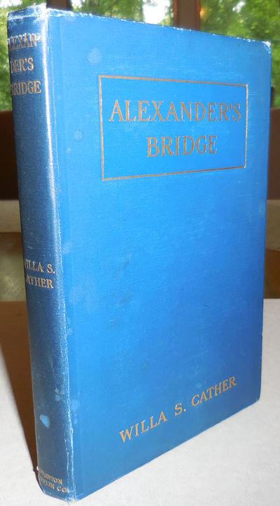 Boston and New York: Houghton Mifflin Company, 1912. Second printing. Hardcover. Very Good +. Small ...