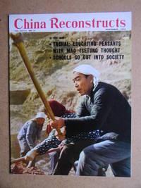 China Reconstructs. Vol. XXIII. No. 11. November 1974.