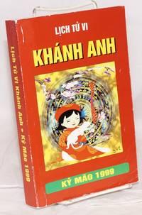 image of Lich tu' vi Khanh Anh. Ky mao 1999