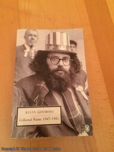 9780140188431 Collected Poems 1947 1985 By Allen Ginsberg
