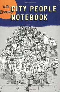 image of City People Notebook (Will Eisner Library (Hardcover))