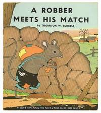 A Robber Meets His Match