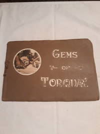 Gems Of Torquay: A Collection of Sepia Photographs