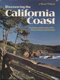 Discovering the California Coast.  With a Selection of California  Lighthouse Drawings