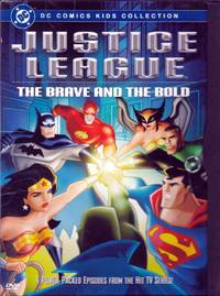 Justice League - The Brave and the Bold [DVD]