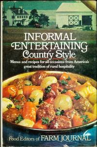 Informal Entertaining Country Style