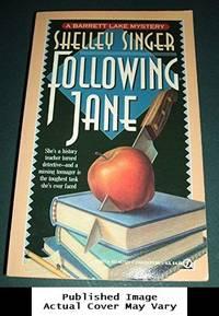 image of Following Jane (Barrett Lake Mystery)