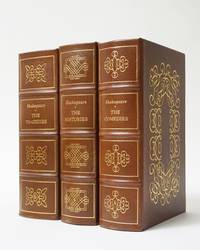 The Easton Press Shakespeare. Histories, Tragedies, Comedies (3 Volumes)