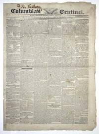 image of Columbian Centinel Newspaper, Feb. 25, 1826