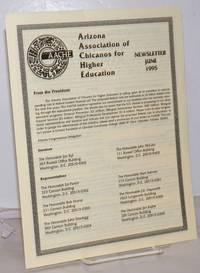 Arizona Association of Chicanos for Higher Education: Newsletter, June 1995