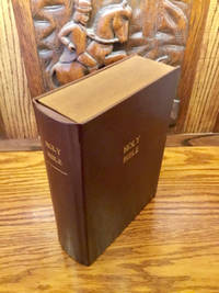 Custom Clamshell Faux Book Storage (titled Holy Bible).