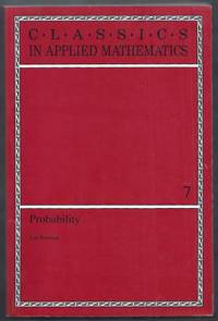 Classics in Applied Mathematics. Probability