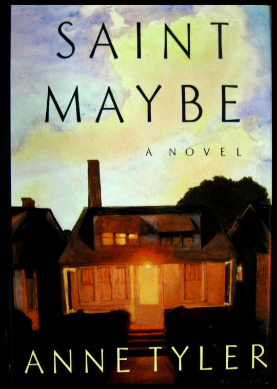 saint maybe by anne tyler bedloe It is not easy to classify anne tyler, given that she is a prolific writer who is not   saint maybe explores the sense of guilt that ian bedloe has for provoking his.