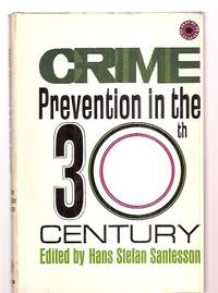 CRIME PREVENTION IN THE 30TH CENTURY by  William Tenn] [Dust Wrapper design by Lena Fong Lueg]  Tom Purdom - First Edition; First Printing - 1969 - from biblioboy and Biblio.com