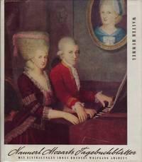 image of Nannerl Mozarts TagebuchblŠtter mit Eintragungen ihres Bruders Wolfgang Amadeus. Vorgelegt und berbeitet im Auftrage der Internationalen Stiftung Mozarteum.
