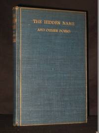 The Hidden Name and Other Poems