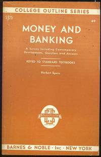 MONEY AND BANKING, Spero, Herbert