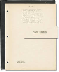 image of Wake Island (Original screenplay for the 1942 film, with alternate ending and annotations)