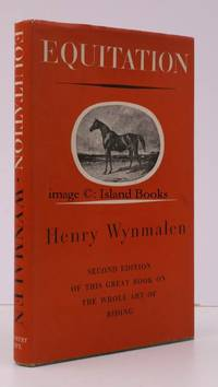 image of Equitation. Foreword by V.D.S. Williams. FINE COPY IN UNCLIPPED DUSTWRAPPER
