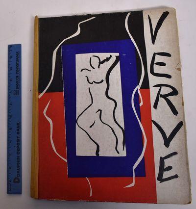Paris: Editions de la Revue Verve, 1937. Paperback. VG/VG- front cover of outer wrap is detached. li...