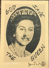 God Save the Queen [signed screenprint]