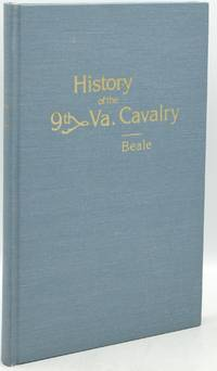 HISTORY OF THE NINTH [9th] VIRGINIA CAVALRY IN THE WAR BETWEEN THE STATE