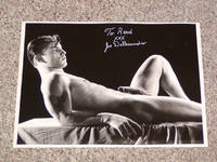 JOE DALLESANDRO: NUDE BLACK-AND-WHITE PHOTOGRAPH BY BRUCE OF LOS ANGELES