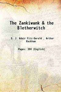 The Zankiwank and the Bletherwitch 1896 [Hardcover]