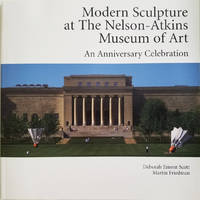 Modern Sculpture At The Nelson-Atkins Museum Of Art