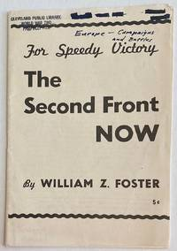 image of For speedy victory--the second front NOW