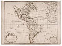 Carte d'Amerique dressée pour l'usage du Roy