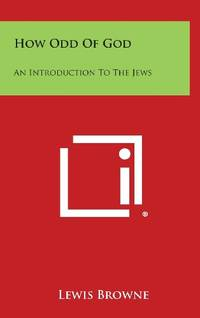How Odd of God: An Introduction to the Jews
