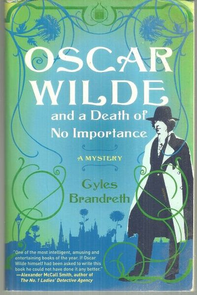 Image for OSCAR WILDE AND A DEATH OF NO IMPORTANCE