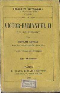 Victor-Emmanuel II, roi de Piémont