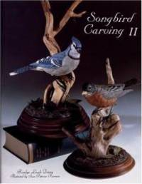 image of Songbird Carving II (v. 2)